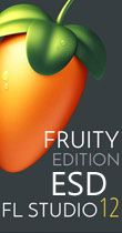 FL STUDIO 12 - Fruity Edition ESD