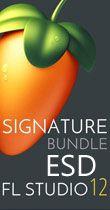 FL STUDIO 12 - Signature Bundle ESD