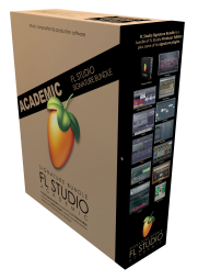 FL STUDIO 12 - Signature EDU - Box