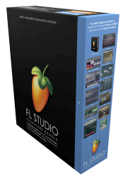 FL STUDIO 12 - Signature Bundle - Box