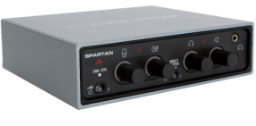 Spartan A USB Audio/MIDI-Interface